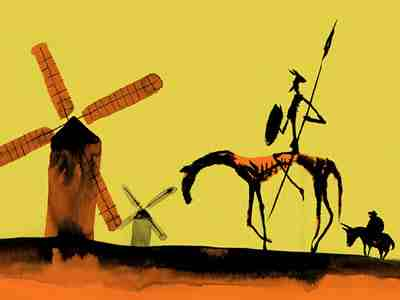DON QUIJOTE-OVERVIEW